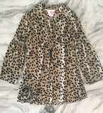 Windsor Mini Dress in Cheetah by BuddyLove