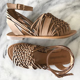 Festival Sandals - Light Tan