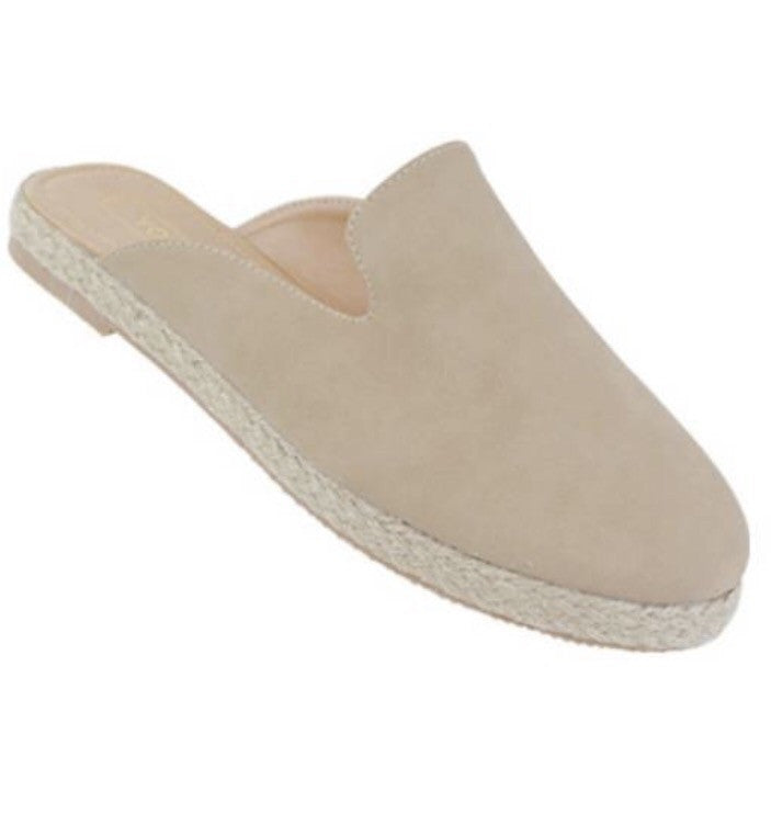 Sleek Slipon Espadrilles