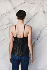 Cali Delux Leather Tank