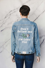 Don't Follow Jacket