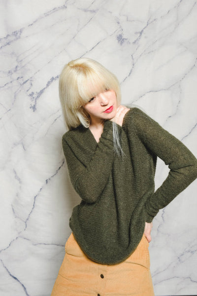 Potter Knit Sweater
