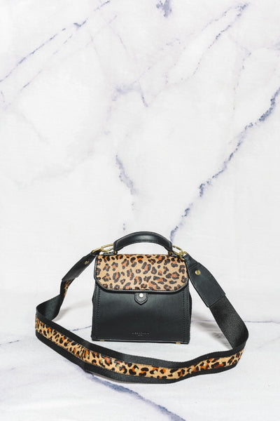 Leopard Glendale Mini Purse