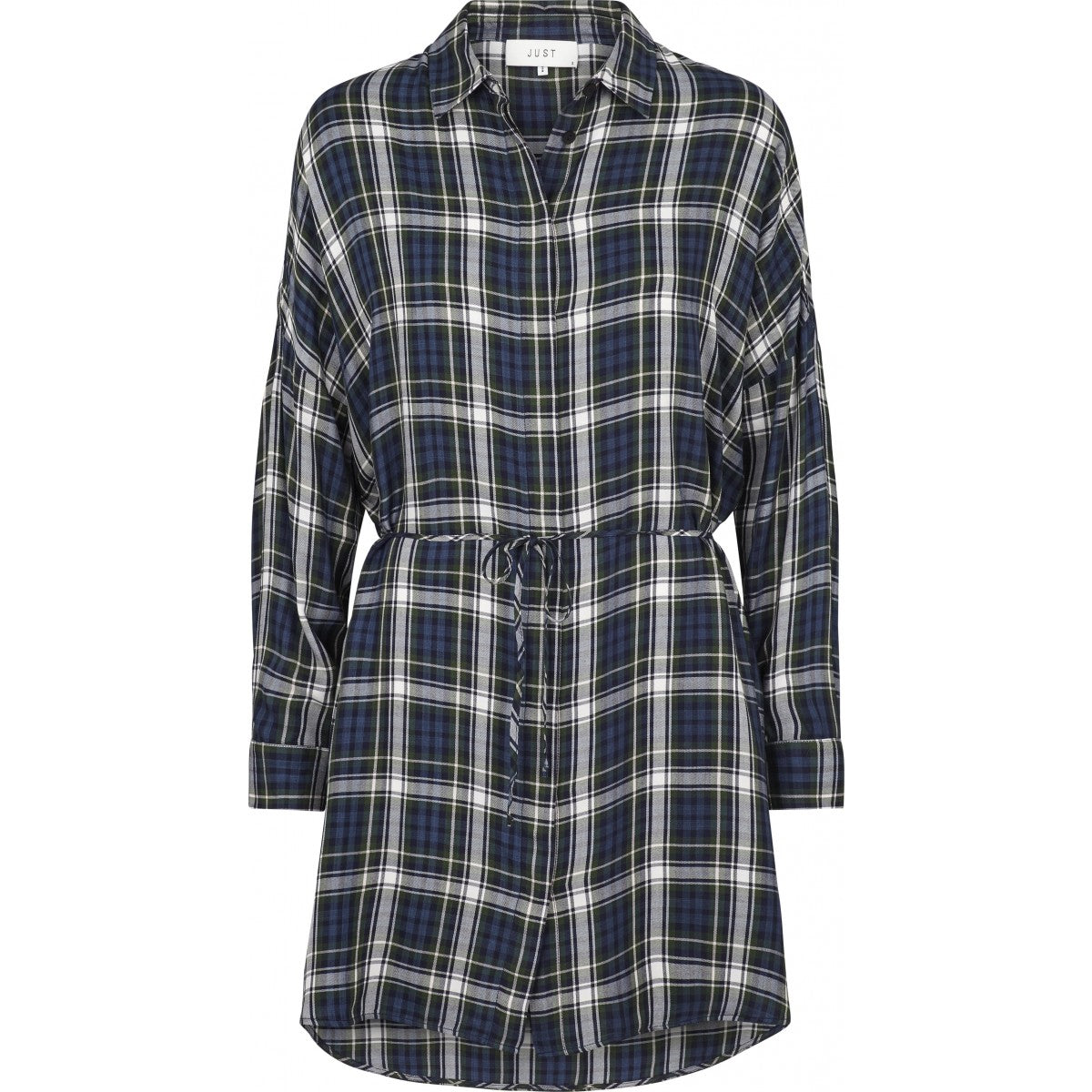 Ray Shirt Dress
