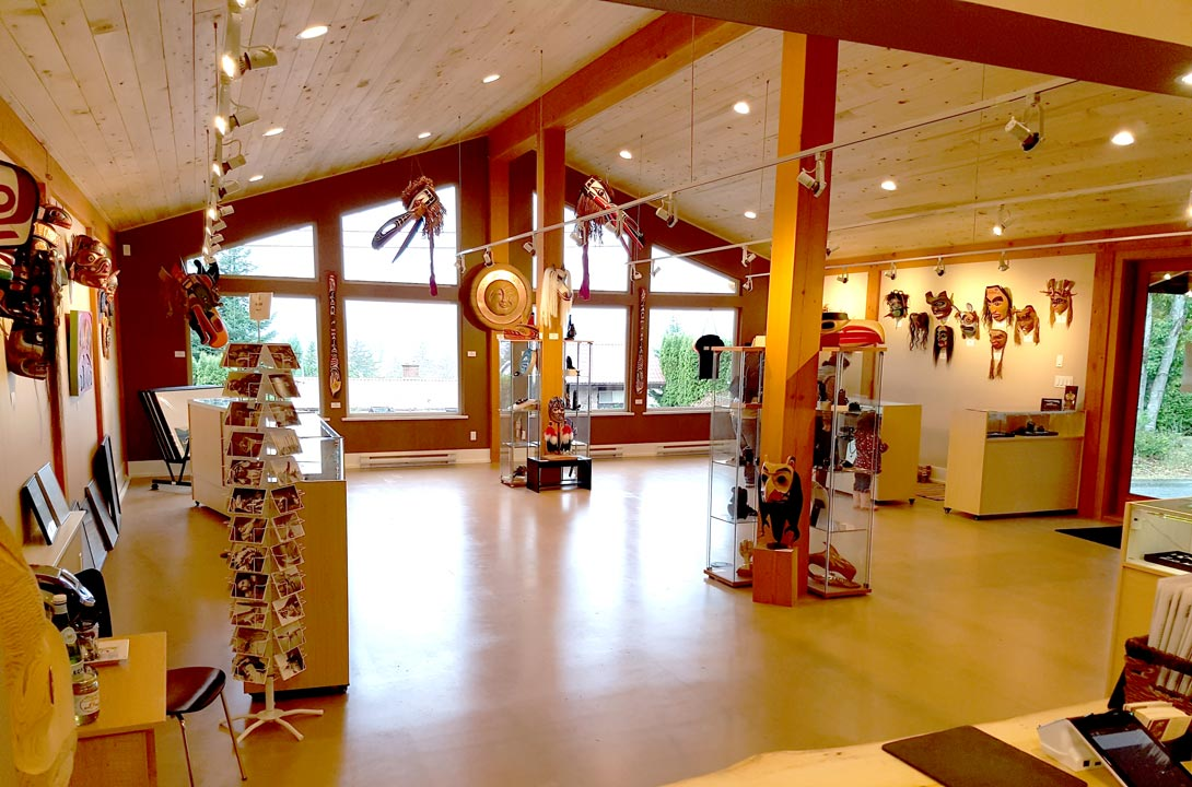 Our Northwest Coast Art Gallery is located on 2926 Back Road in the  beautiful Comox Valley f554339b1e4f