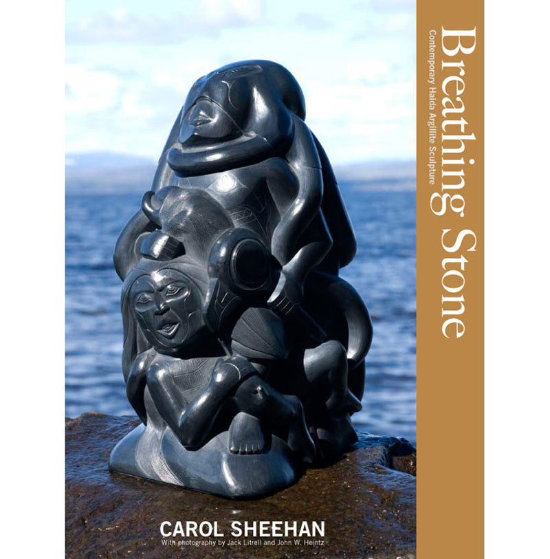Breathing Stone: Contemporary Haida Argillite Sculpture