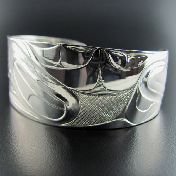 Abstract Haida Wasco Bracelet
