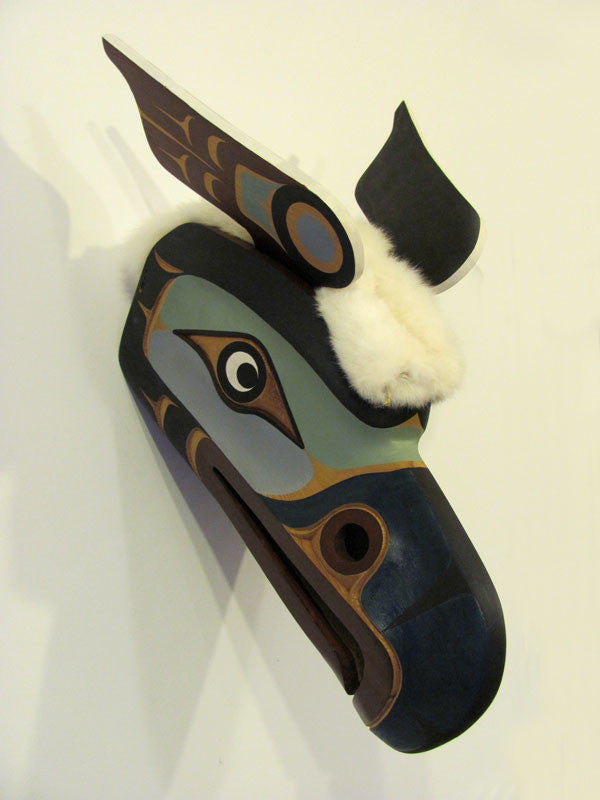 Young Thunderbird Mask