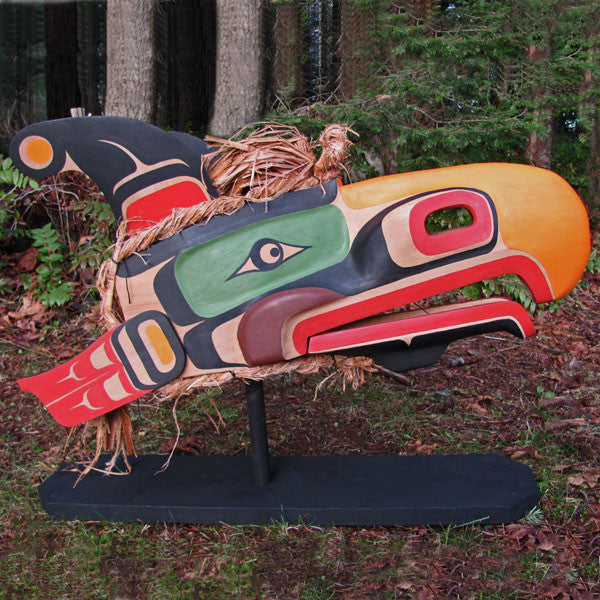 Large Thunderbird Mask