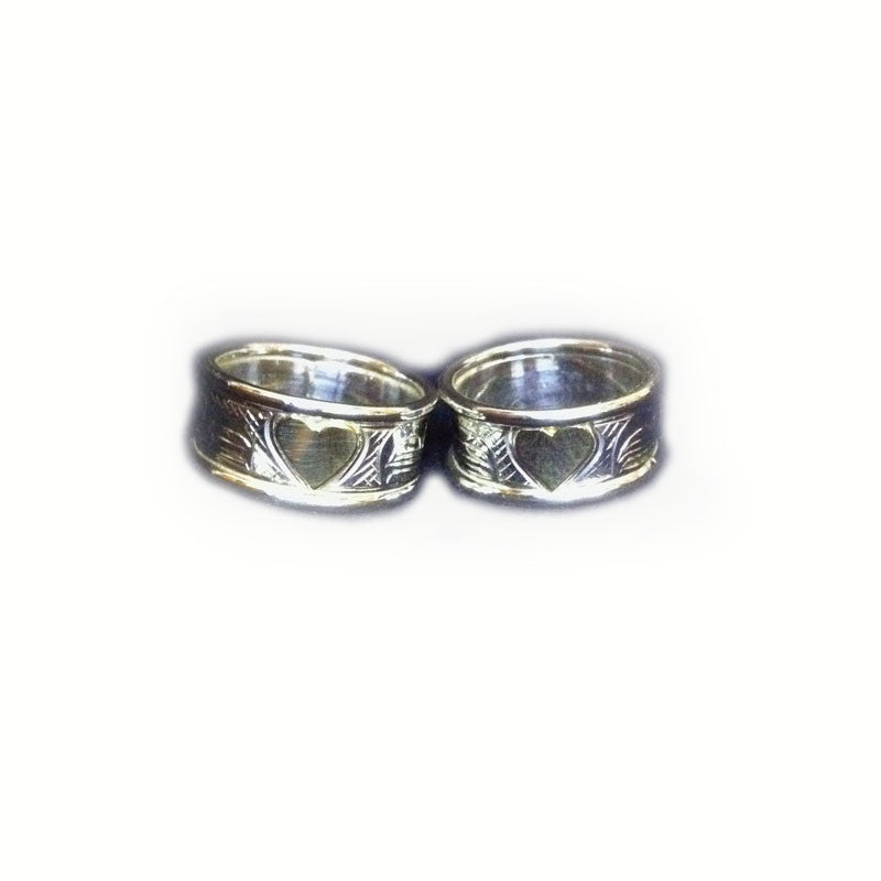 Native Wedding Bands And Engagement Rings By Chris Cook