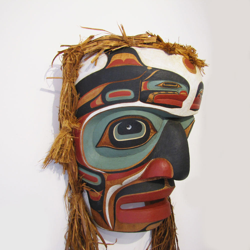 Large Whale Mask
