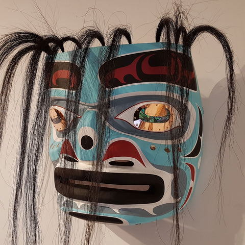 Abalone Harvest Mask Large
