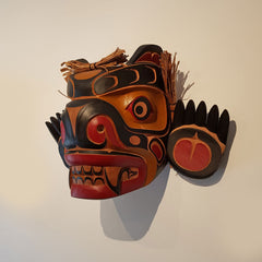 New Native American Masks