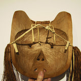 Beaver Transformation Mask by Stan Greene