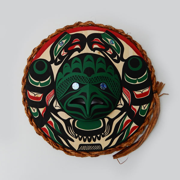 Eagle Moon Mask