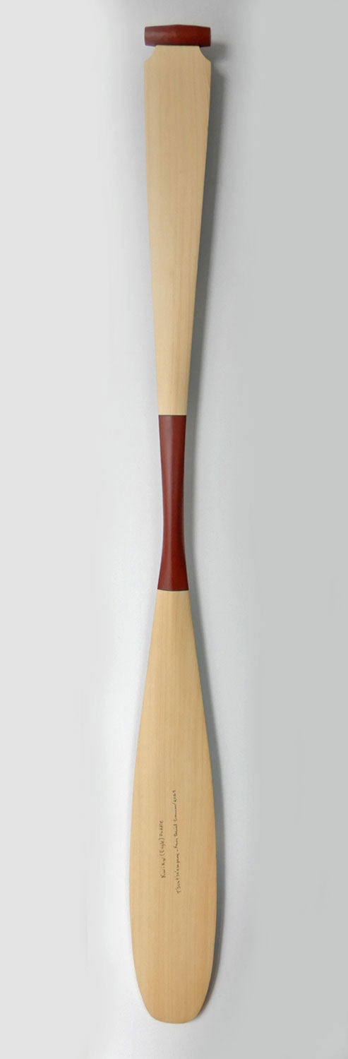 Eagle Paddle in Yellow Cedar