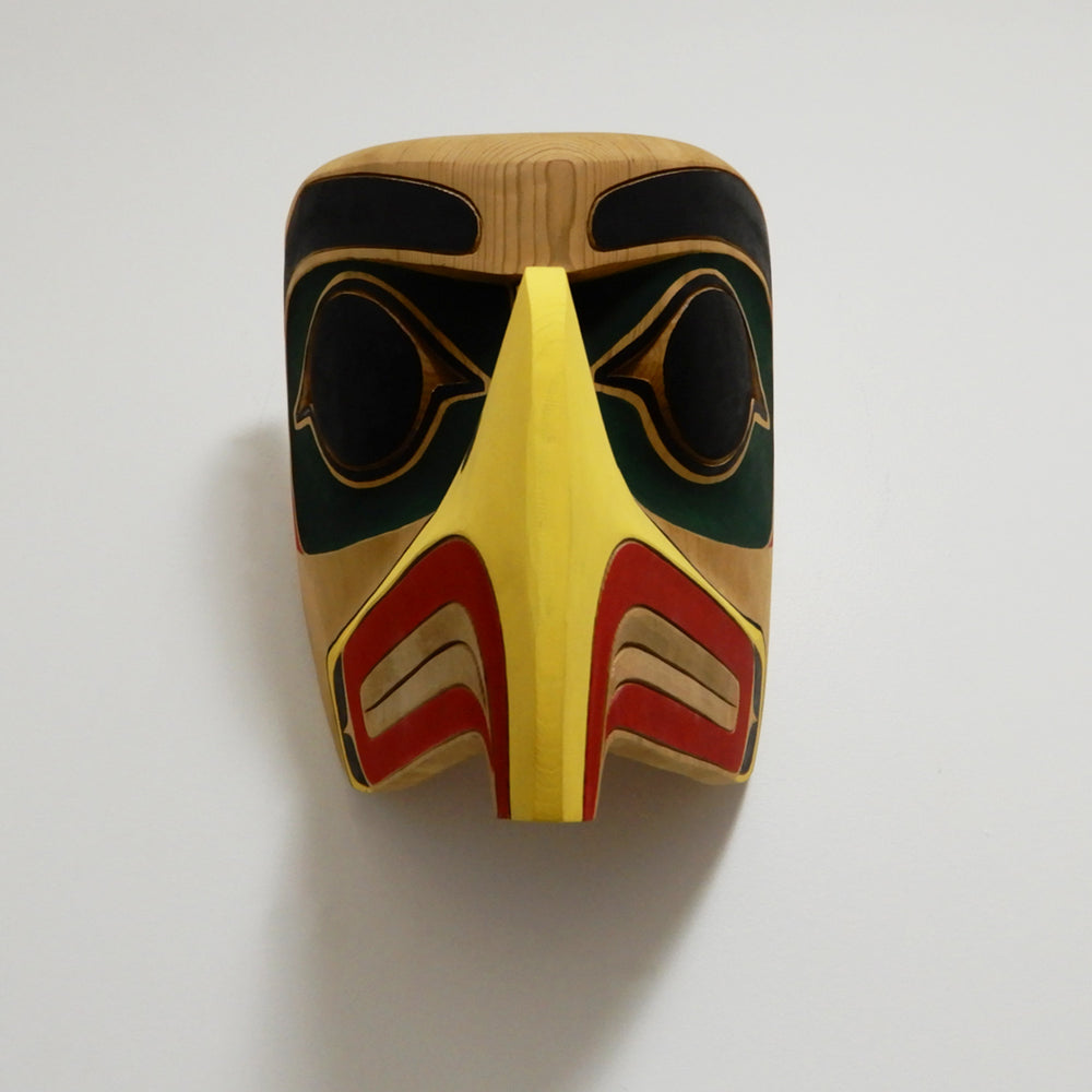 Eagle Mask by Eric Baker
