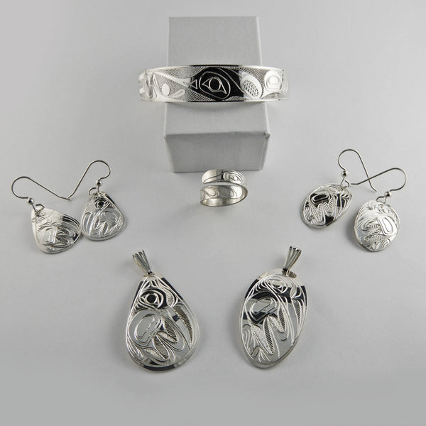 Hummingbird Spirit Silver Collection