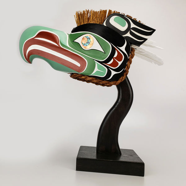 Kulus Headdress by Karver Everson