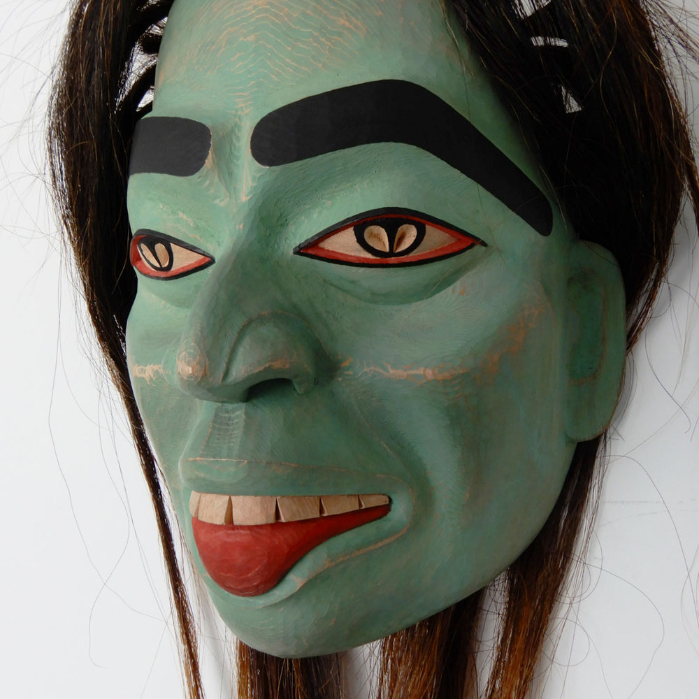 Otter Woman Mask