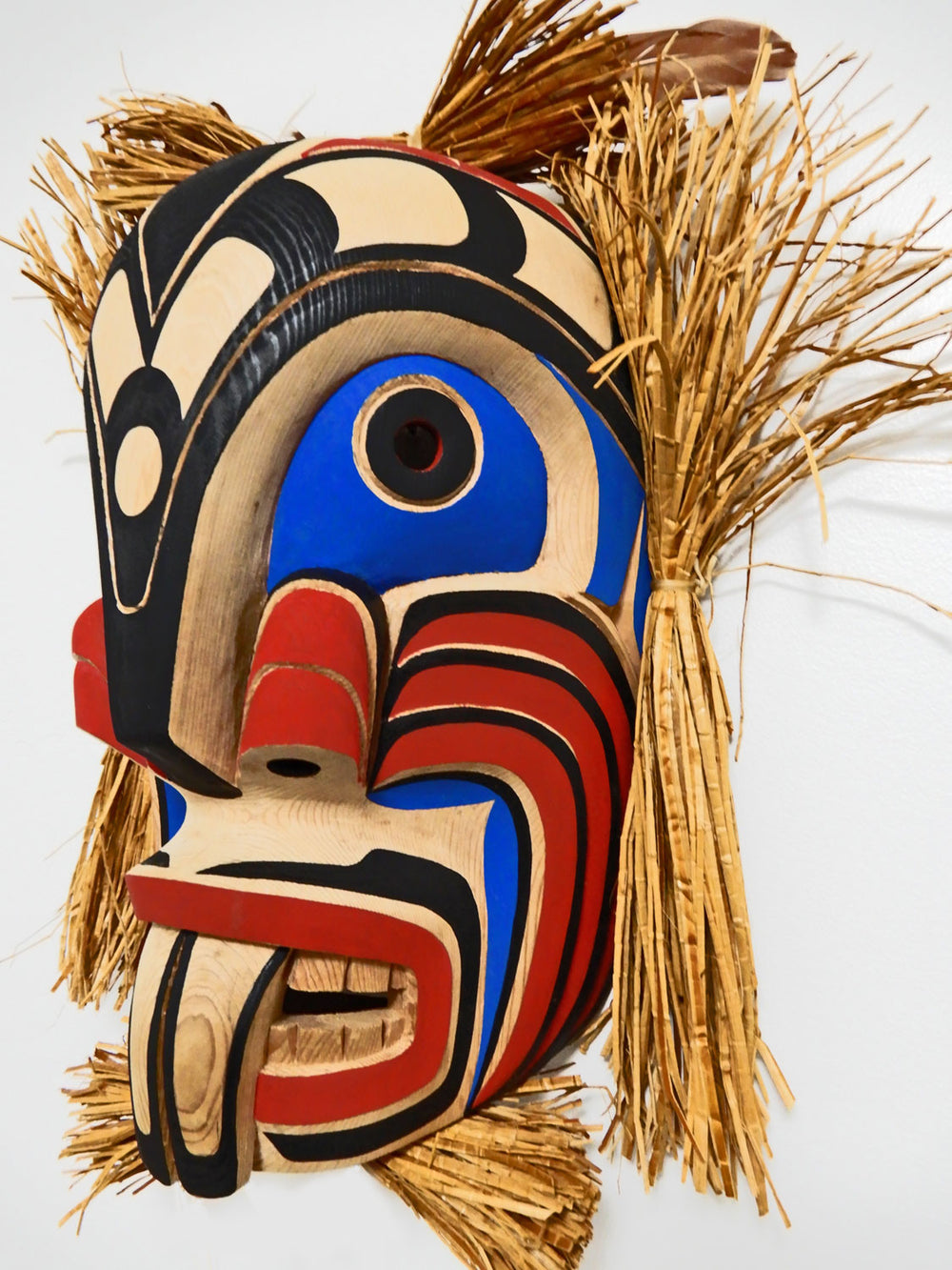 Pugwis or Merman Mask