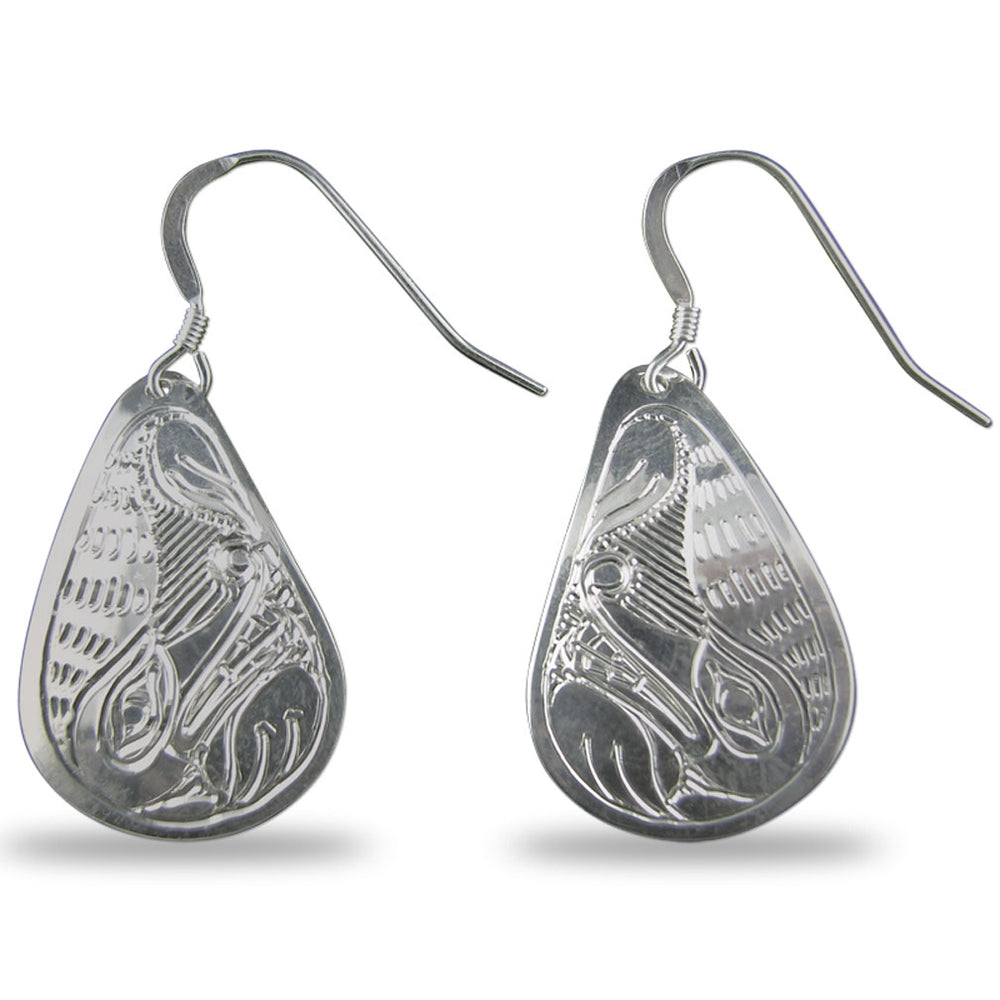 Wolf Spirit Silver Collection