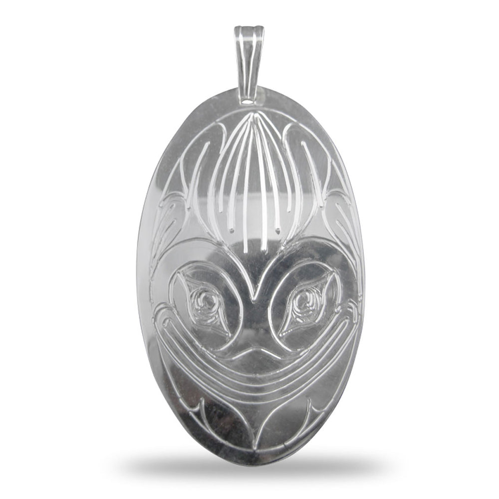 Frog Spirit Silver Collection