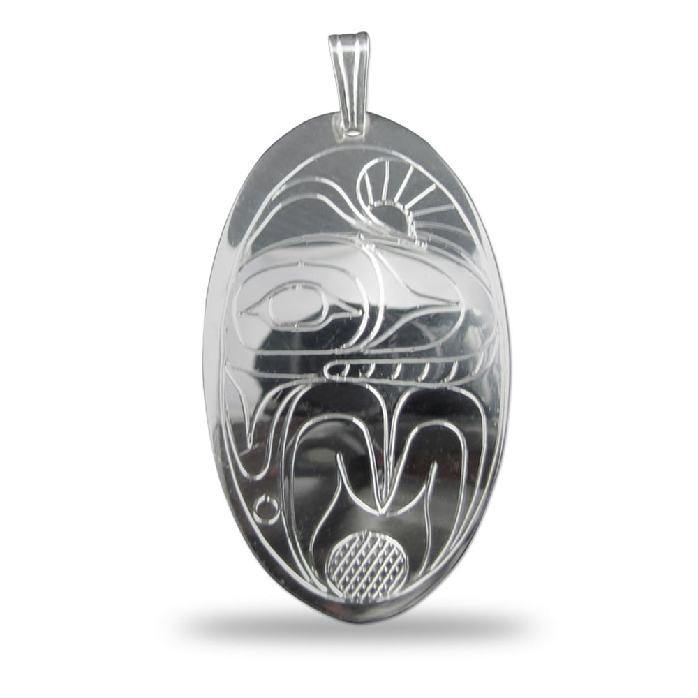 Orca or Whale Spirit Silver Collection