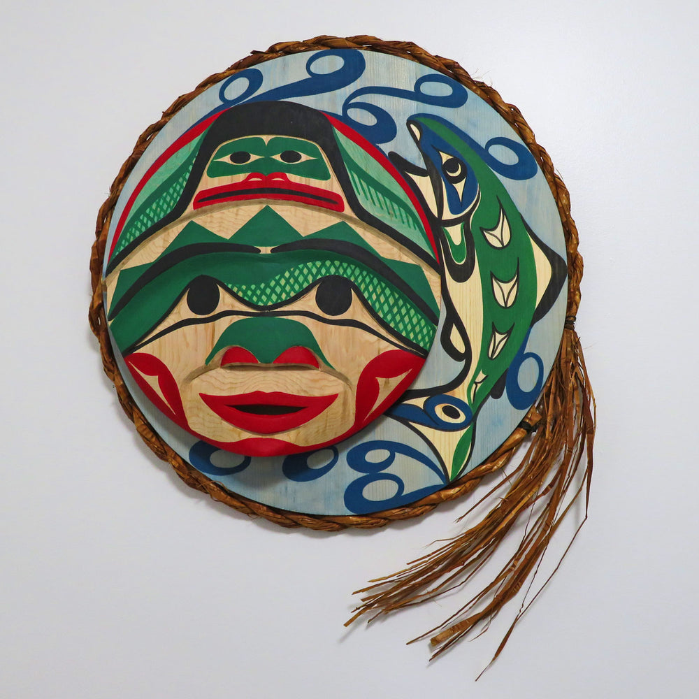 Sockeye Man Moon Mask