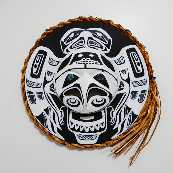 Spirit Eagle Moon Mask