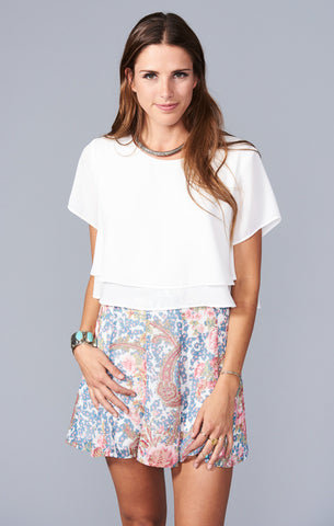 Skater Stretch Skirt