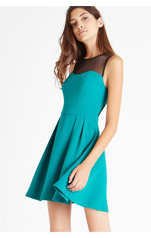 Emerald Sweetheart Dress