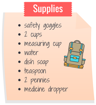 supplies drops & detergents | Camp Yellow Scope
