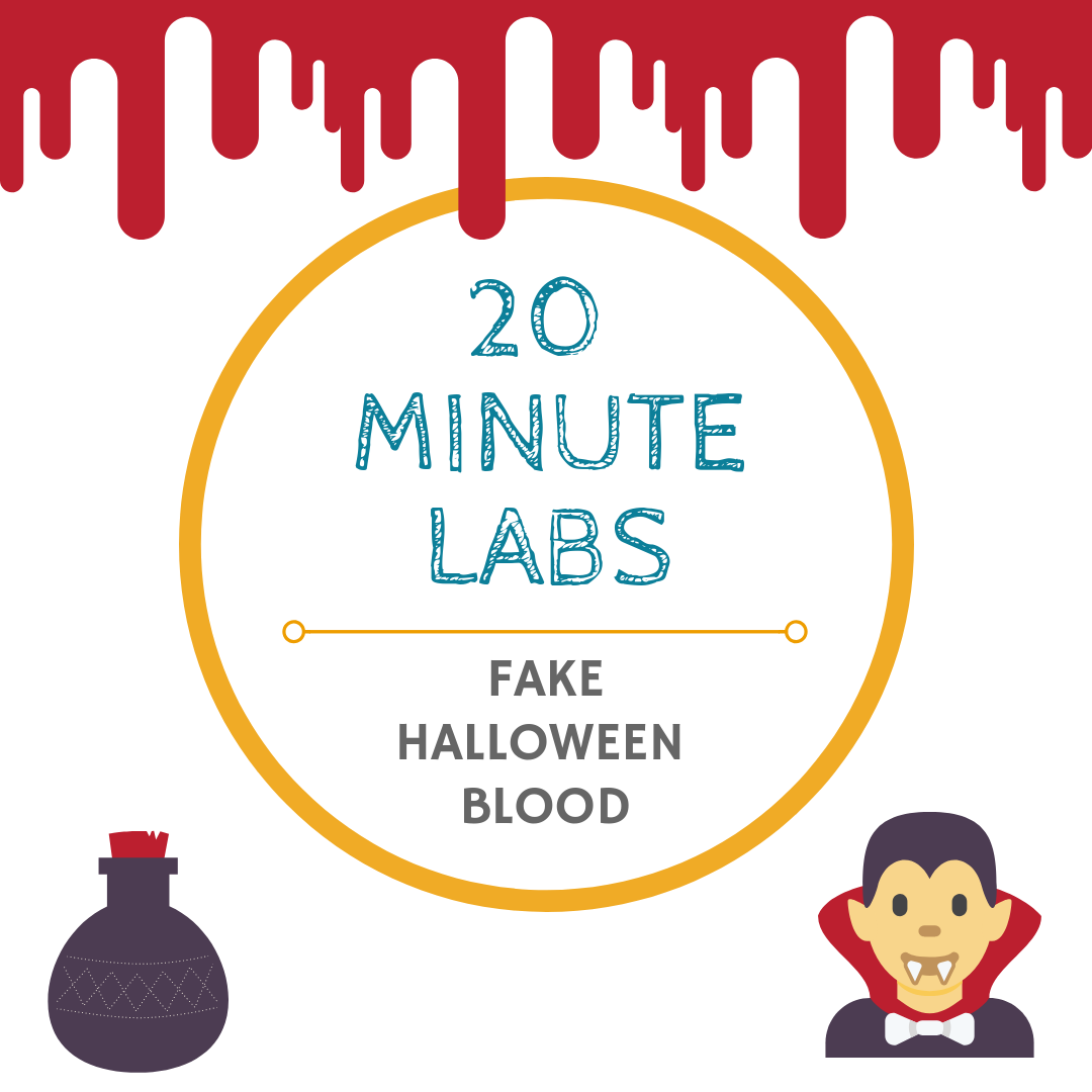 20 minute labs blood logo | Yellow Scope