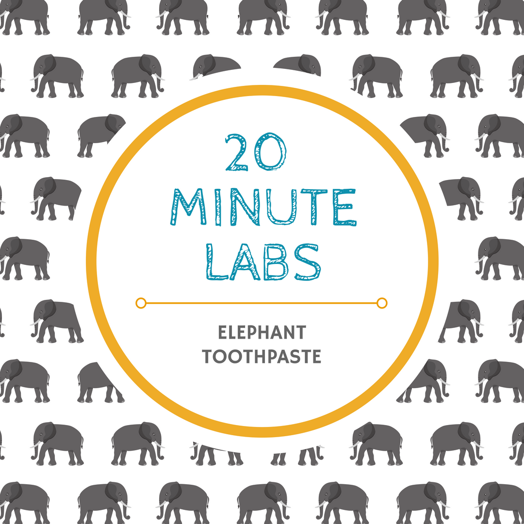 elephant toothpaste logo | Yellow Scope blog
