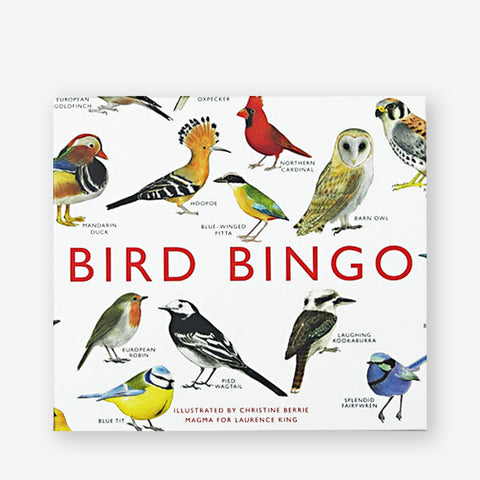 Bird bingo | Yellow Scope Gift Guide 2018