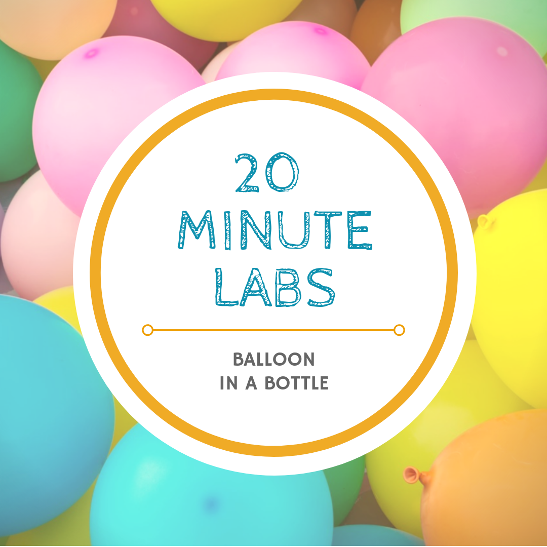 balloon logo 20 minute labs | Yellow Scope