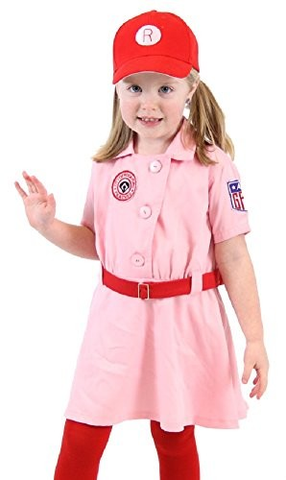 Yellow Scope Empowering Halloween Costume for Girls | Rockford Peaches