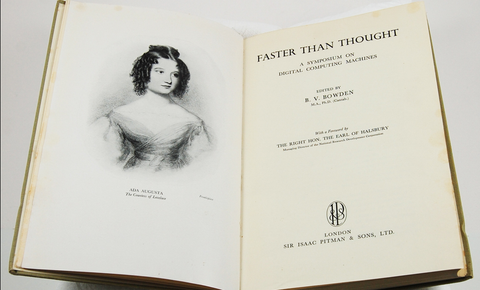 ada lovelace faster than thought book