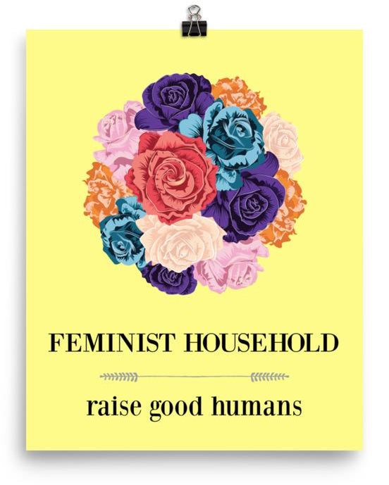 feminist household mike reynolds