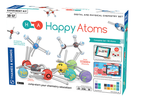 Thames & Kosmos happy atoms kit