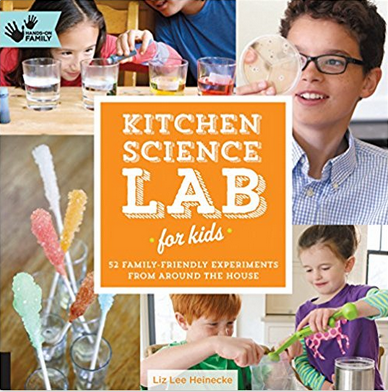 kitchen science book  | Yellow Scope