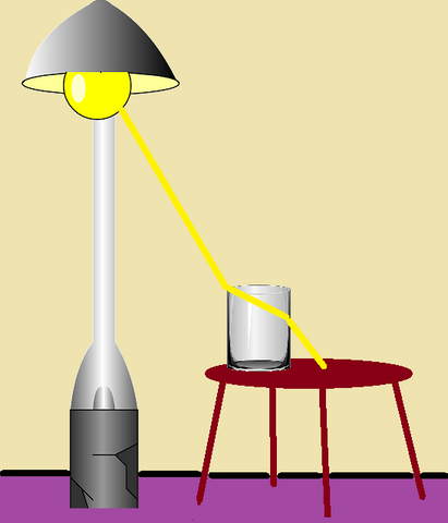 lamp | Yellow Scope 20 Minute Lab