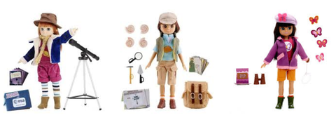 Lottie dolls STEM