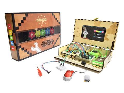 Play piper minecraft computer kit