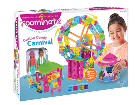 Roominate carnival toy
