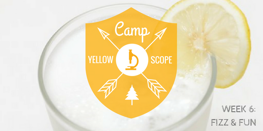 Fizzy Lemonade | Camp Yellow Scope