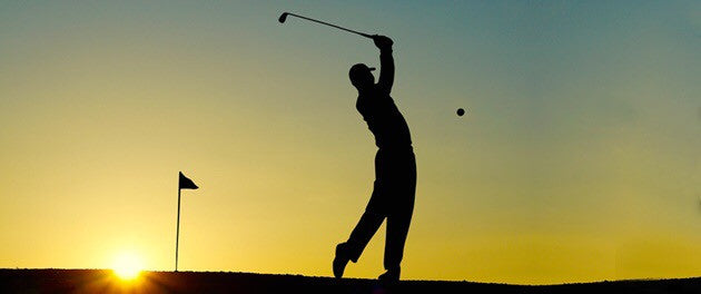 How to Perfect Your Golf Swing; Get Fitted