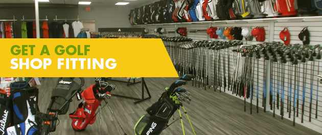 Get A Golf Shop Fitting