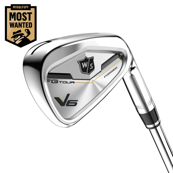 WILSON STAFF FG TOUR V6 IRONS